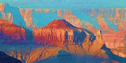 Grand Canyon Photos - Colors Of The Southwest - Grand Canyon by Heidi Smith