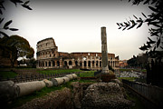 History Photos - Colosseum  by Kevin Flynn
