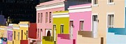 Brian Scantlebury - Coloured homes.