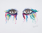 Colourfull Originals - Colourfull Tears by Nadine Gould