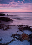 Nikon D90 Prints - Colours Of Dawn Print by Heather Thorning