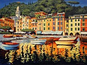 Santo De Vita - Colours of Portofino