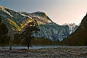 Yosemite National Park Digital Art - Columbia Rock by Larry Darnell