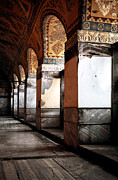 Byzantine Photos - Columns of History by John Rizzuto