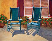 Rocking Chairs Originals - Come Sit a Spell by Susan Dehlinger