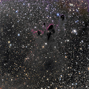Stellar Photos - Cometary Globules Cg-30 And Cg-31 by Don Goldman