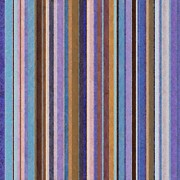 Comfortable Stripes Ll Print by Michelle Calkins
