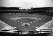 Bh History Metal Prints - Comiskey Park, Baseball Field That Metal Print by Everett