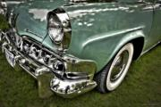 Antique Automobiles Photos - Commander by Jerry Golab