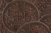 Coins Art - Common Cents by Dan Holm