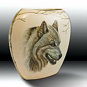 Wolf Ceramics - Common Threads by Susan Raybould