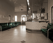 Maryland Photo Originals - Commuter Station by Jan Faul