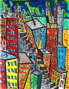 Jon Baldwin  Art - Compacted
