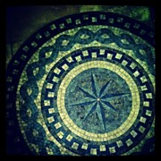 Instagramhub Photos - Compass Rose by Dave Edens