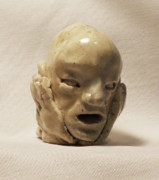 Face Ceramics - Concern by John Keasler