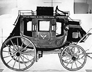 Concord Art - Concord Stagecoach by Photo Researchers, Inc.