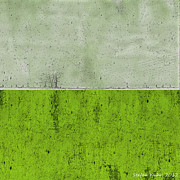 Concrete Landscape 1 Print by Stefan Kuhn