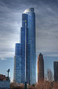 Lake Shore Drive Photos - Condos on L S D by David Bearden