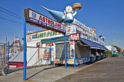 Food Store Photos - Coney Island Memories 11 by Madeline Ellis