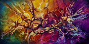 Conflict Print by Michael Lang