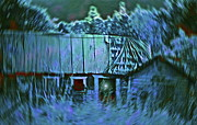 Haunted Barn Photos - Confusion by Gwyn Newcombe