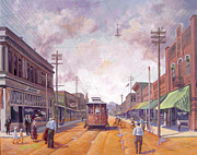 Turn Of The Century Originals - Congress Street Tucson by Joseph Carragher