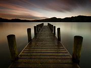 Coniston Art - Coniston Jetty by Alan Jackson Photography