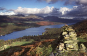 Coniston Art - Coniston Water  by John Perriment
