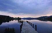 Coniston Art - Coniston Water by Neil Wharton