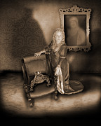 Haunted Mansion  Photos - Conjuring the Dead by Liezel Rubin