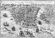 Seraglio Art - Constantinople, 1576 by Granger