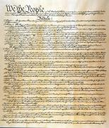 Constitution Print by Granger