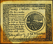 Continental Banknote, 1778 Print by Granger