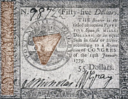 1779 Photo Posters - Continental Currency, 1779 Poster by Granger