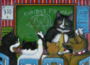 Chalkboard Originals - Continuing Education by Heidi Shaulis