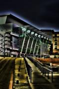Tacoma Prints - Convention Center Station Print by David Patterson