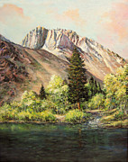 Donna Tucker - Convict Lake in May