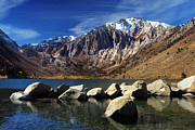 Convict Lake Art - Convict Lake by James Eddy
