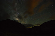 Mammoth Photos - Convict Lake Milky Way Galaxy by Scott McGuire