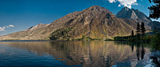 Convict Lake Art - Convict Lake Panorama by Greg Nyquist