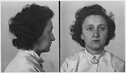 Espionage Posters - Convicted Atomic Spy Ethel Rosenberg Poster by Everett