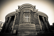 Black And Whites - Convocation Hall by Anthony Rego
