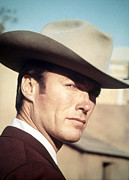 Films By Don Siegel Framed Prints - Coogans Bluff, Clint Eastwood, 1968 Framed Print by Everett
