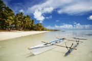 Sports Art Prints - Cook Islands, Aitutaki Print by Bob Abraham - Printscapes