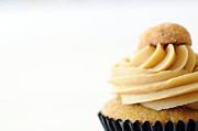 Cookie Prints - Cookie Dough Cupcake Print by Colourscape Photography