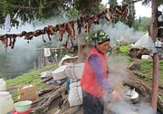 May Leong - Cooking in Open Air