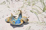 Beach Ceramics - Cool Artwork by Gibbs Baum