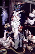 Napoleon Paintings - Coop dEtat by Patrick Anthony Pierson