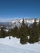 Colorado Mountains Photos - Copper Mountain Resort - Colorado by Brendan Reals