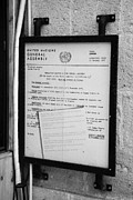 Dispute Framed Prints - copy of the UN general assembly resolution about the missing persons in cyprus  Framed Print by Joe Fox